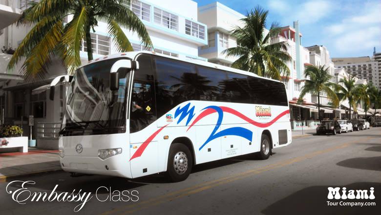 Bus Tours In Trinidad