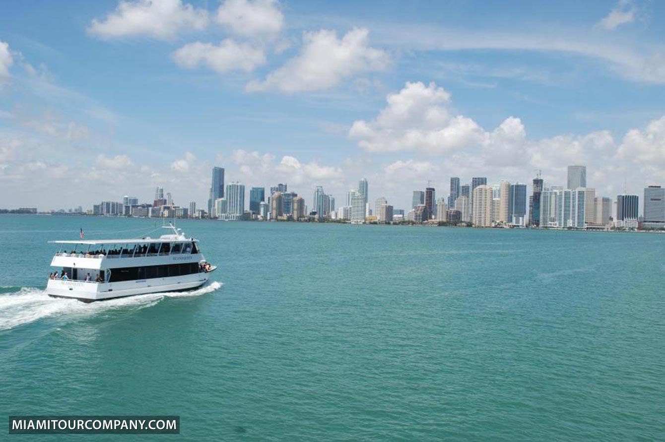 Tours En Barco Miami
