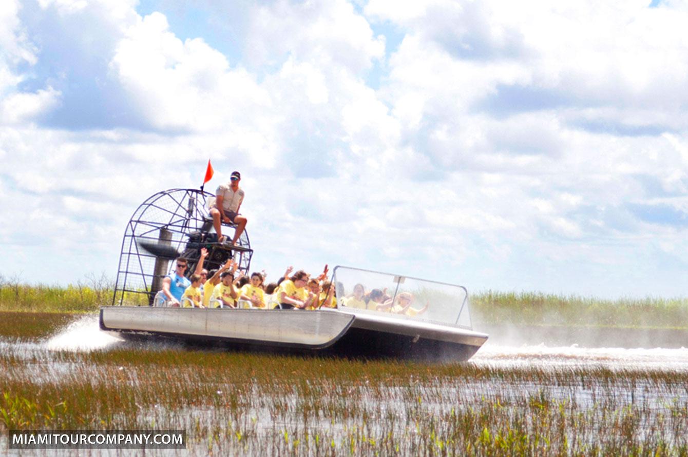 bateau everglades