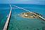 The 7-mile bridge to Key West
