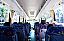 Inside the Miami tour bus