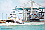 A view of the Port of Miami.