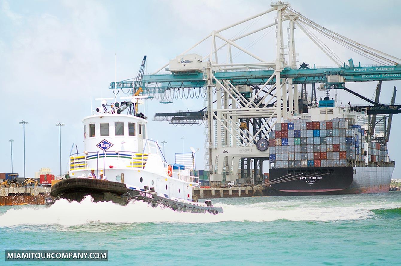 Thriller Miami Speedboat I thrillermiami.com I sightseeing