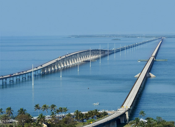 best time to drive from miami to key west
